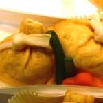 野菜たっぷり福袋煮